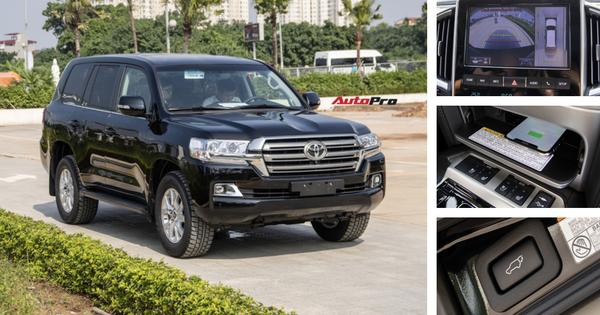 Chi tiết những nâng cấp giá hàng trăm triệu trên Toyota Land Cruiser 2019/2020 vừa ra mắt Việt Nam