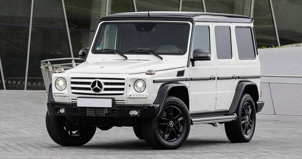 Rộ tin ông chủ cà phê Trung Nguyên sắm Mercedes-Benz G 500 Edition 35 độc nhất Việt Nam vào bộ sưu tập G-Class khủng