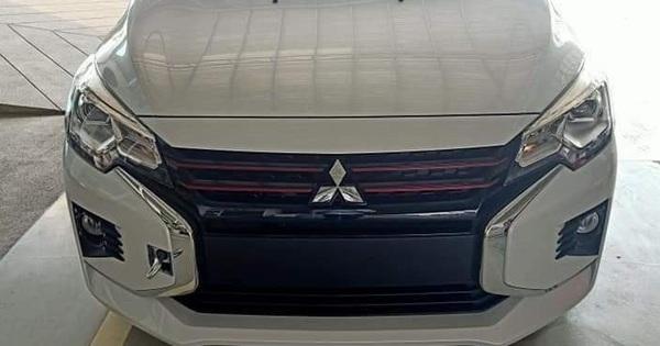 Mitsubishi Mirage và Attrage 2020 với đầu như Xpander lần đầu xuất hiện tại đại lý, sẵn sàng cho ngày ra mắt