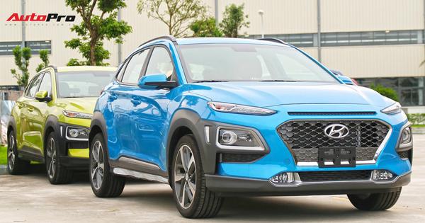 Hyundai Kona giảm giá kỷ lục – vua doanh số quyết vợt khách của Ford EcoSport và Honda HR-V trong mùa cao điểm mua sắm