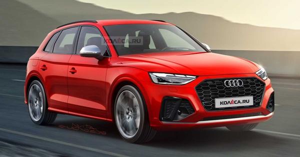 Audi Q5 sắp nâng cấp nhưng vẫn lỗi thời hơn các SUV Audi khác – Cơ hội nào trước Mercedes GLC?