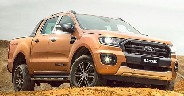 Ra mắt Ford Ranger Wildtrak và Raptor 2020: Thay đổi diện mạo, nâng cấp công nghệ, giá bán không đổi
