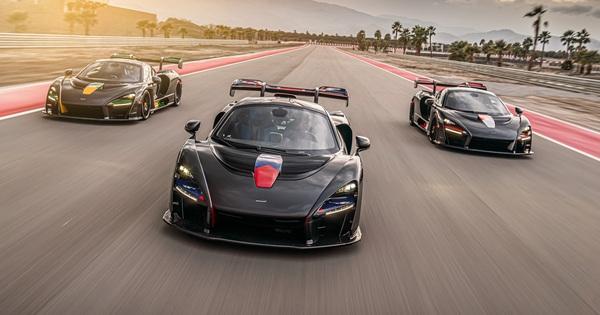 """Siêu xe Senna """"cháy hàng"""" nhưng đại lý này vẫn năn nỉ được McLaren sản xuất thêm 3 chiếc nữa và đây là kết quả"""