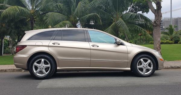 """Xe gia đình Mercedes-Benz rao bán rẻ hơn Mitsubishi Xpander, chủ xe khẳng định: """"Khó tìm thấy chiếc thứ 2"""""""