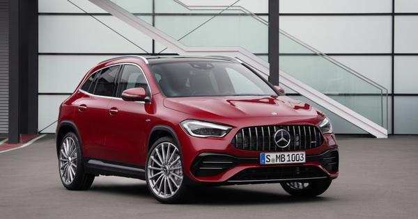 SUV hiệu suất cao giá rẻ Mercedes-AMG GLA 35 sẽ mở bán vào đầu năm 2020
