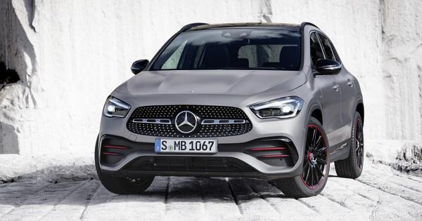 Ra mắt Mercedes-Benz GLA 2021: Tròn trịa, trẻ trung và có chi tiết gây tranh cãi