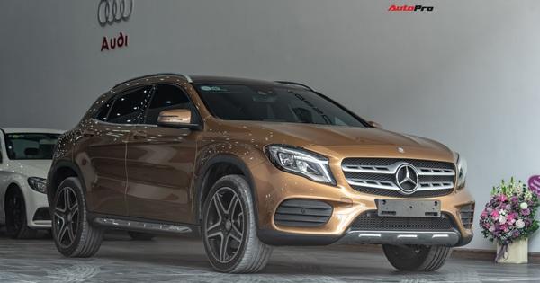 Chạy 22.000 km, chủ nhân Mercedes-Benz GLA màu hiếm bán xe với giá rẻ hơn gần 400 triệu đồng