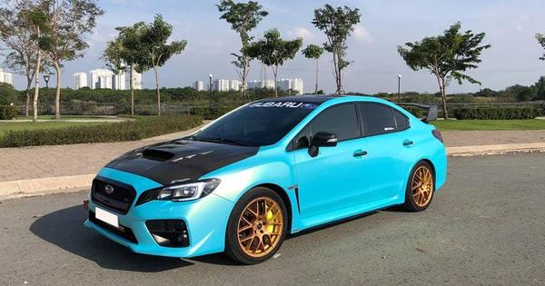 Hàng hiếm Subaru mạnh ngang ngửa Ford Mustang được bán lại với giá chỉ 1,4 tỷ đồng