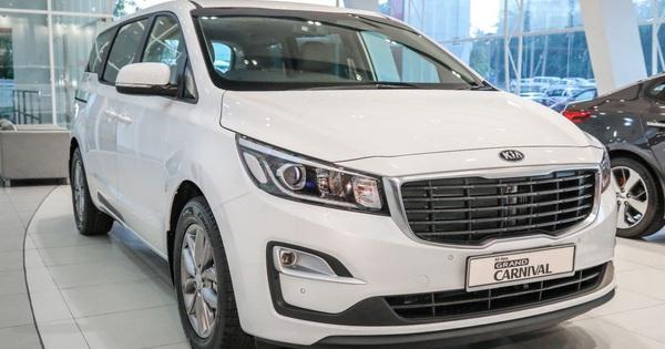 THACO xuất khẩu Kia Sedona sang Thái Lan: Giá rẻ hơn 170 triệu đồng, trang bị miên man hơn xe nhập Hàn Quốc