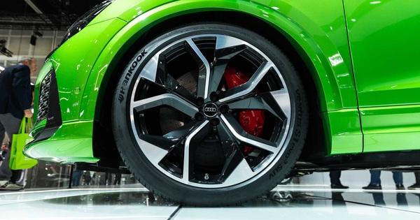Audi: Mâm xe lớn hơn 23 inch là vô lý