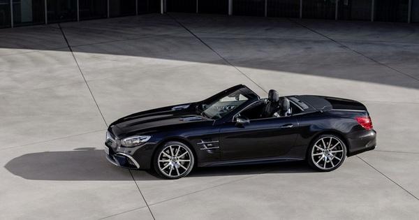 Đấu Porsche 911, Mercedes-Benz âm thầm chuẩn bị SL Roadster mới