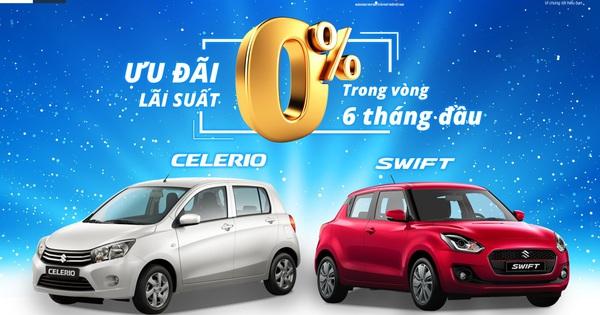 Suzuki Ưu Đãi Lên Đến 50 Triệu Dịp Giáng Sinh