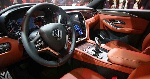 An toàn như xe sang – Tiêu chí sống còn của bộ đôi VinFast Lux
