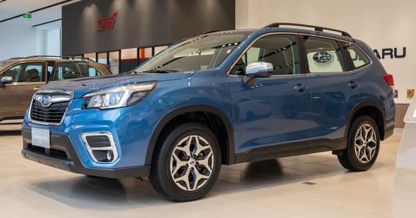 Subaru Forester giảm giá gần 200 triệu đồng tại Việt Nam – Lần đầu giá dưới 1 tỷ đồng, quyết đấu cặp đôi Mazda CX-5 và Honda CR-V