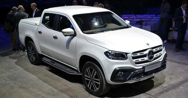 """Mercedes-Benz gián tiếp thừa nhận """"X-Class là một sai lầm"""""""