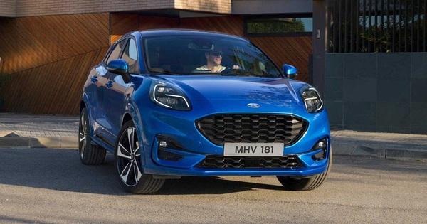 Ford chuẩn bị giới thiệu chiếc crossover hoàn toàn mới