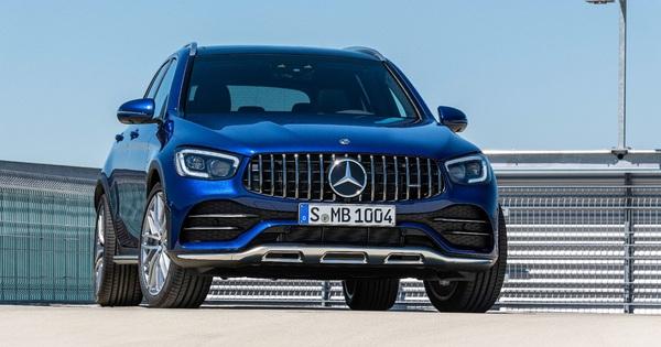 Ra mắt Mercedes-AMG GLC43 4Matic 2020 – GLC mạnh nhất từng có giá 3,6 tỷ tại Việt Nam