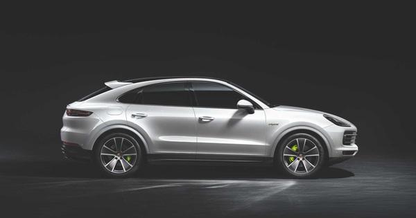 Lộ diện Porsche Cayenne Coupe mới, rất có thể là phiên bản đối đầu trực tiếp Lamborghini Urus