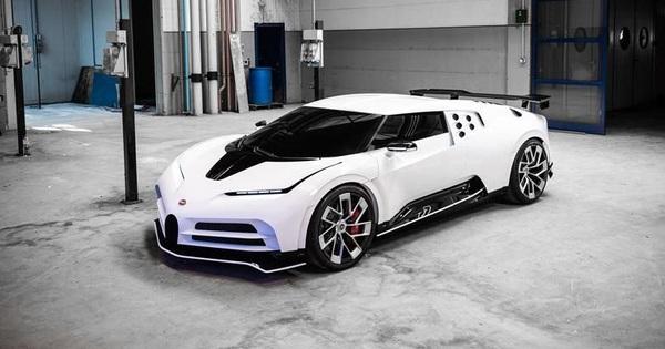 Siêu phẩm mới của Bugatti được hé lộ: Chỉ 10 chiếc được sản xuất với giá 8,9 triệu USD/xe