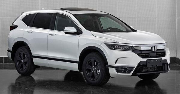 Lộ diện Honda Breeze – SUV thân CR-V kết hợp đầu Accord