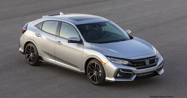 Honda Civic 2020 thay đổi thiết kế, nâng cấp công nghệ