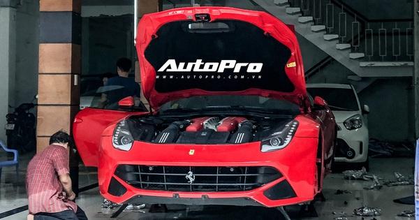 Ông Đặng Lê Nguyên Vũ bán Ferrari F12berlinetta, thay máu dàn xe, chuẩn bị cho Hành trình từ trái tim 2020?