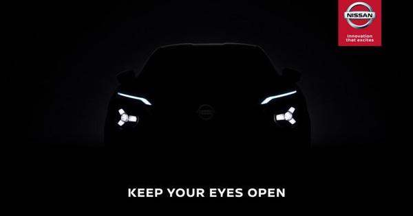 Nissan Juke chốt lịch ra mắt thế hệ mới đầu tháng 9, thách thức Ford EcoSport và Hyundai Kona