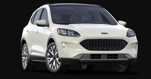 Chốt giá Ford Escape 2020 – Biểu giá tham khảo trước khi về Việt Nam