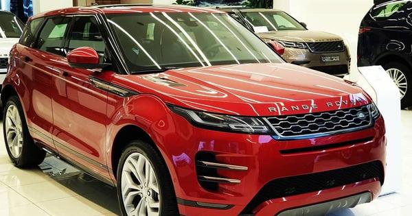 Cận cảnh Range Rover Evoque 2020 vừa về Việt Nam, giá 3,68 tỷ đồng thách thức Porsche Macan