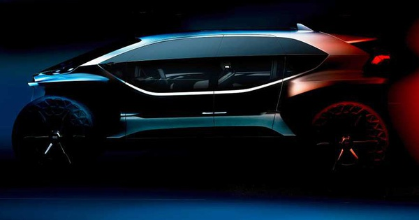 Audi úp mở xe mới với chi tiết gây tranh cãi: Bánh vươn ra ngoài đầu xe