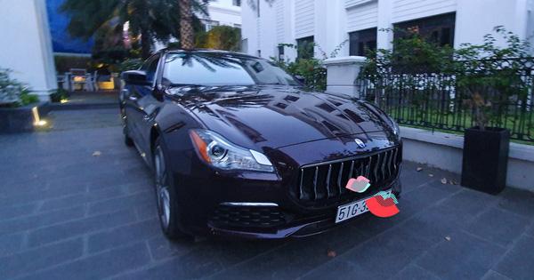 Chủ nhân rao bán Maserati Quattroporte GranLusso mới chạy 8.000 km với giá hơn 6 tỷ đồng