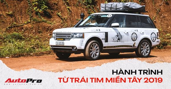 Dàn Range Rover của Trung Nguyên cần kiểm tra những gì trước khi tiến vào miền Tây với những cung đường hiểm trở?