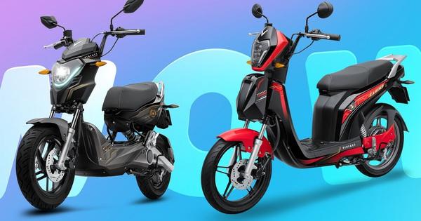 VinFast bổ sung 2 xe máy điện mới đàn em của Klara: Chống nước tốt hơn, có thể thuê pin, giá từ 21 triệu đồng