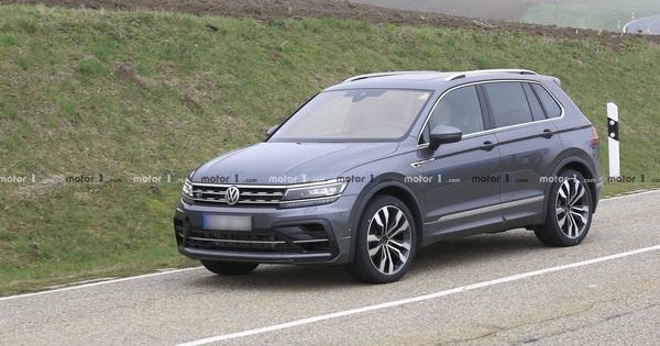 Lộ thời điểm ra mắt Volkswagen Tiguan bản nâng cấp mới