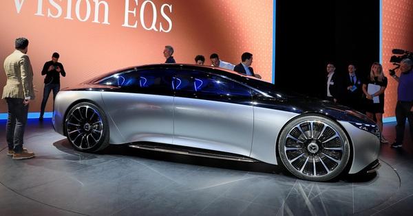 CEO Daimler xác nhận AMG đang phát triển xe điện, nuôi tham vọng đối đầu hậu duệ của BMW i8