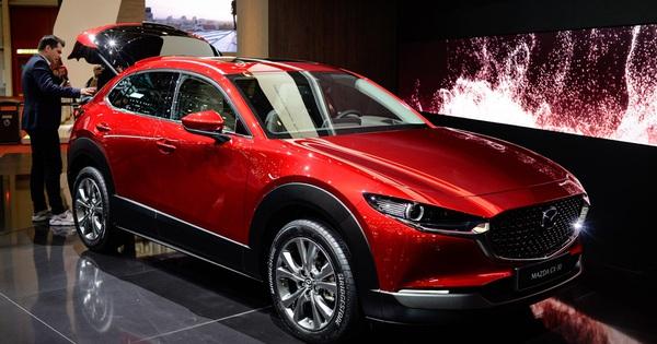Mazda sắp ra mắt xe điện đầu tiên đấu Hyundai Kona Electric