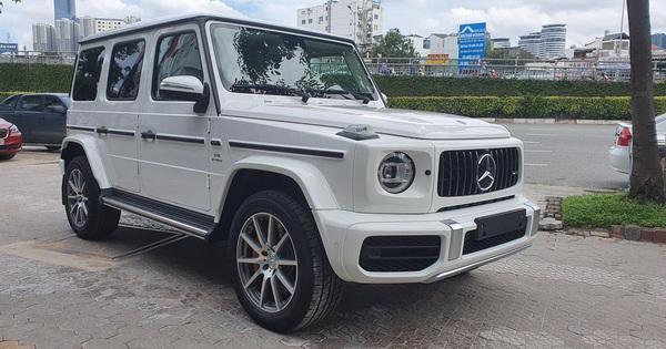 Mercedes-AMG G63 2019 chính hãng bắt đầu về Việt Nam phục vụ các đại gia Việt