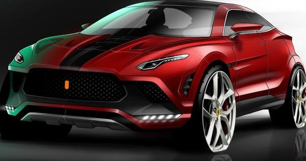 Siêu SUV Ferrari Purosangue sẵn sàng ra mắt, đấu Lamborghini Urus