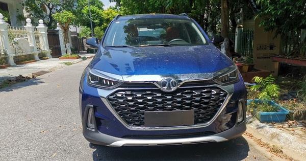 BAIC X55 về Việt Nam – ô tô Trung Quốc cạnh tranh Hyundai Tucson