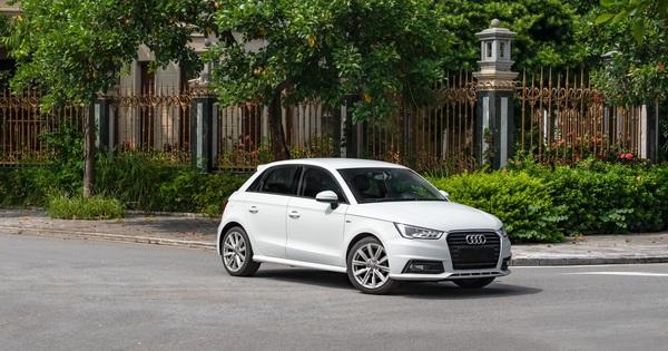 Cảm nhận nhanh Audi A1 S-line 2016: Có gì sau mức giá ngang ngửa Toyota Altis?