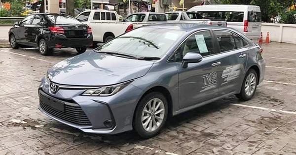 Toyota phủ nhận Corolla Altis thế hệ mới sắp bán tại Việt Nam – Cơ hội cho Mazda3