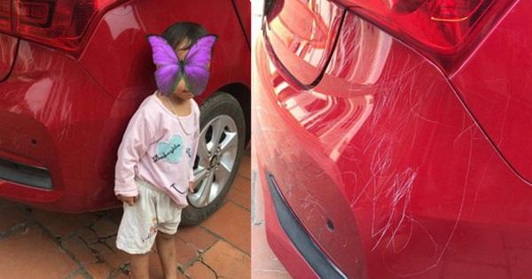"""Bắt được kẻ phá hoại ô tô, chủ xe đau đầu tìm cách giải quyết vì đối tượng có """"bảo kê"""" đặc biệt"""