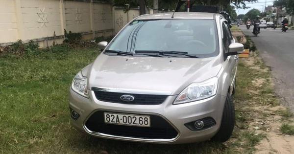 Xe của cán bộ Viện kiểm sát ở nhà Kon Tum lại bị bắn tốc độ ở Hà Tĩnh