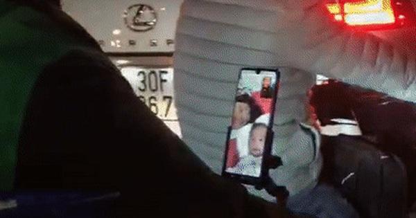 """Khoảnh khắc tài xế công nghệ tranh thủ video call với vợ con lúc chờ đèn đỏ đốn tim dân mạng, chứng minh gia đình chính là """"nước tăng lực"""" xịn xò nhất"""