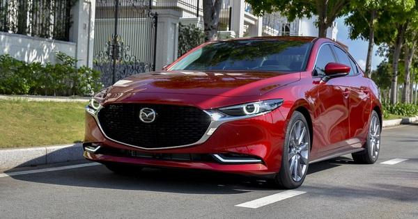 Lùm xùm phanh tự động nhưng Mazda3 đang giúp Mazda có nhiều xe an toàn nhất