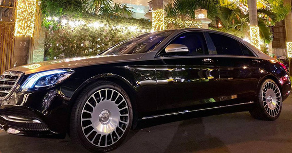 """Chỉ sau 7.000 km, """"Mercedes-Benz S560 2019 fake"""" được rao bán với giá gần 5 tỷ đồng"""