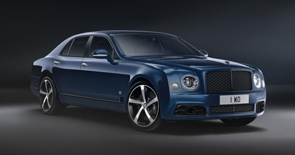 Bentley dừng sản xuất Mulsanne cùng động cơ V8 6,75 lít huyền thoại