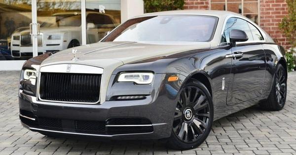 """Rolls-Royce Wraith phiên bản tiểu sử đặc biệt chào hàng đại gia Việt với mức giá """"rẻ"""" sốc 16 tỷ đồng"""