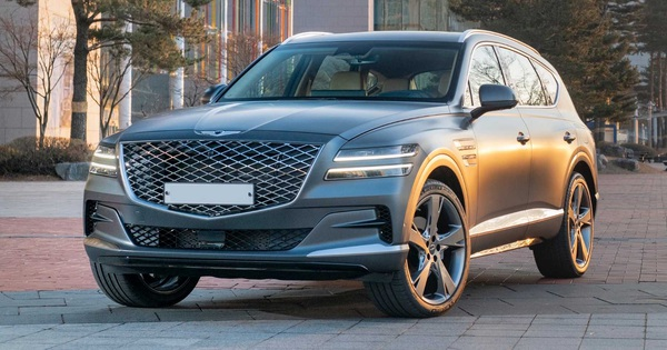 Genesis chơi lớn, tính làm SUV cạnh tranh BMW X7: Khi xe sang Hàn Quốc muốn giành mọi thị phần của xe Đức