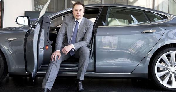 """Tesla thành """"ông lớn"""" thứ 2 thế giới, chỉ đứng sau Toyota"""